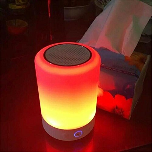 Bluetooth stereo Smart LED desk lamp bedroom Eye-care Dimmable Speaker Portable Wireless Support Bedside Lamp Atmosphere Lamp studying Table lamp