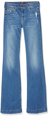 light Blu Blue Mankind 7 All Charlize For Jeans Donna WcTCP4ST