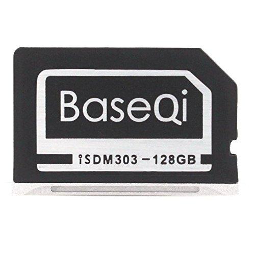 baseqi Aluminium 128GB Speichererweiterung für Macbook Pro Retina 33cm