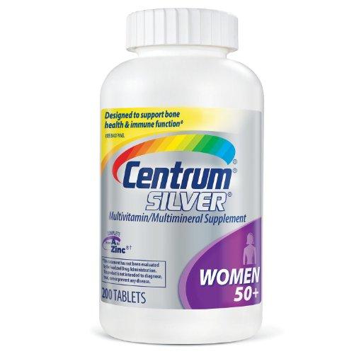 CSC 17 - Centrum Silver Multivitamin Multimineral …