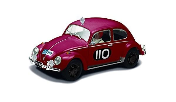 1//32 Slot Car Volkswagon Beetle #110 1960 C3484 by Scalextric