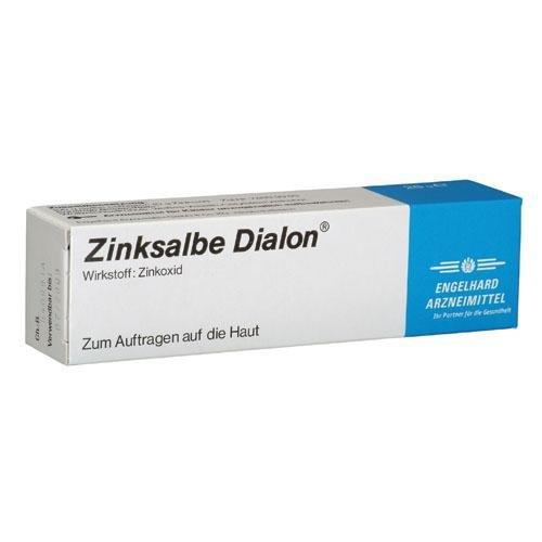 Zinksalbe Dialon, 25 g