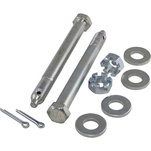 Corvette Trailing Arms - Eckler's Premier Quality Products 25104278 Corvette Trailing Arm Pivot Bolt Kit With