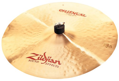"Price comparison product image Zildjian 20"" Oriental Crash Cymbal of Doom"