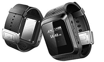 imedtrack GPS Tracker reloj inteligente impermeable SOS Emergncy llamada detectar caída paso y estado de reposo: Amazon.es: Electrónica
