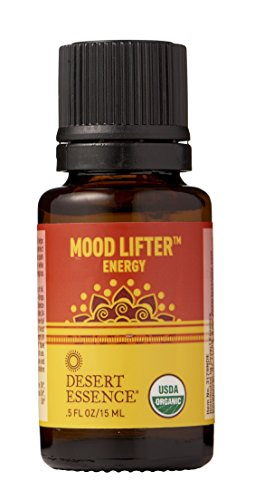 Price comparison product image DESERT ESSENCE Org Mood Lifter Essential Oil,  0.02 Pound