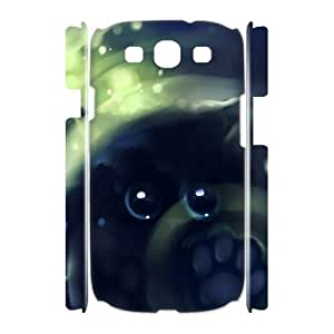 hhCASE Cell phone case Of Pig Bumper Plastic Hard Case For Samsung Galaxy S4 i9500