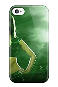 Tpu Shockproof/dirt-proof Boston Celtics Cheerleader Basketball Nba Cover Case For Iphone(5c)