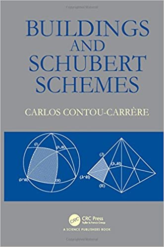 Buildings and Schubert Schemes