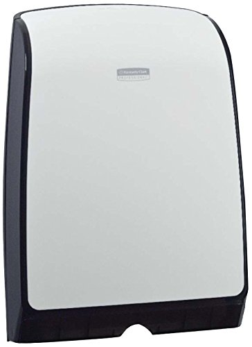 Kimberly-Clark Professional 34830 MOD Slimfold Compact Towel Dispenser, White Kimberly Clark Paper Dispenser