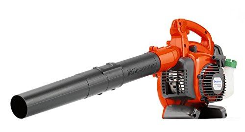Husqvarna 125B, 28cc 2-Cycle Gas 425 CFM 170 MPH Handheld Leaf Blower