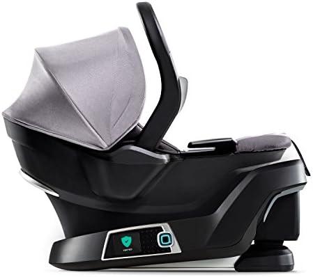 4moms Self-Installing Car Seat, Grey