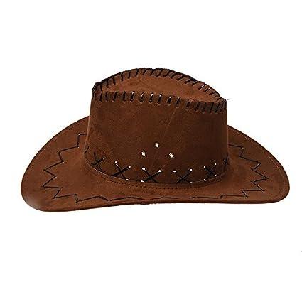 89e1b347c98 SLB Works Retro Unisex Denim Wild West Cowboy Cowgirl  Amazon.in   Electronics