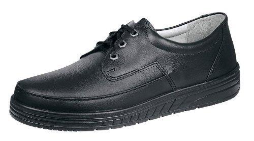 Abeba  Küchenschuhe Kochschuhe schwarz ABEBA 2610, Chaussures de sécurité pour homme Noir Noir