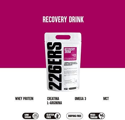226ERS Recovery Drink | Recuperador Muscular con Proteína ...