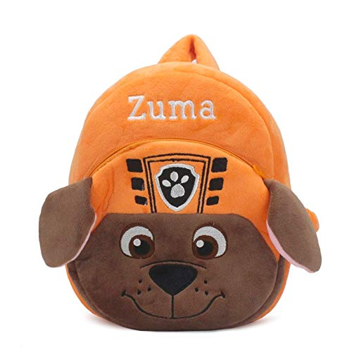 Amazon.com: DingXiong Cartoon Plush Children Backpacks Puppy Kindergarten Schoolbag Animal Kids Backpack School Bags Girls Boys Mochilas: Garden & Outdoor
