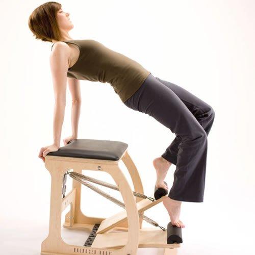 EXO Chair, Split Pedal