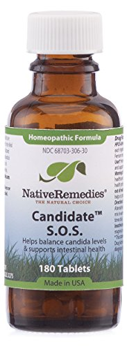 Candidate S.O.S. for Candida Overgrowth