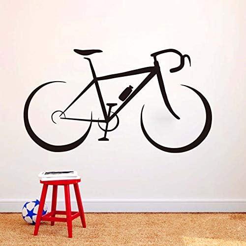 Tianpengyuanshuai Pegatina de Pared de Bicicleta de Moda Creativa ...