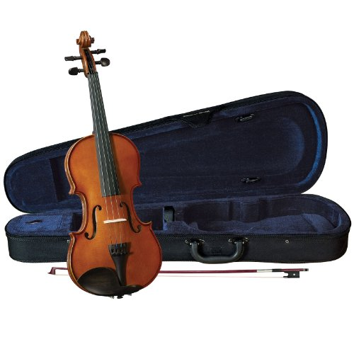 Anton Breton AB-20 Student Violin Outfit - Warm Brown - 4/4 Size