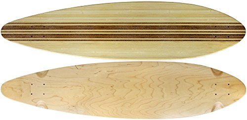 TGM Skateboards Moose Longboard 9.5