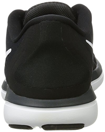 White Shoe Sportive Free Donna Wolf Scarpe Nike Sense Black RN Indoor 001 Nero Grey Women's Anthracite Running X0XwU7q