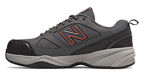 New Mid62 Balance grijs Herenwerk oranje schoenen nwq4PaSxTw