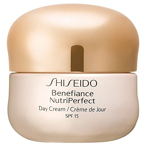 Shiseido Day Care 1.7 Oz Benefiance Nutriperfect Day Cream Spf15 For Women