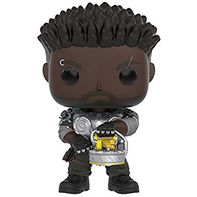 Funko POP Games: Gears of War - Del (Armored) Action Figure: Funko Pop! Games: Toys & Games [5Bkhe0204468]