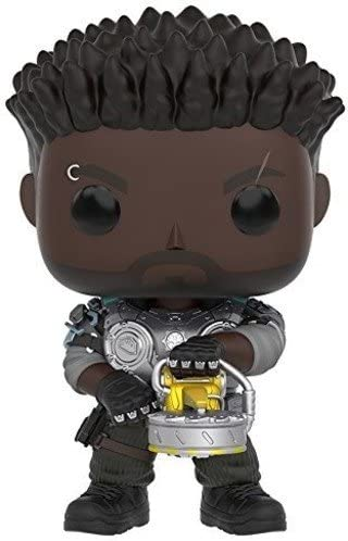 Vinyl Figure #116 Funko Pop Armored Del Walker Games Gears of War