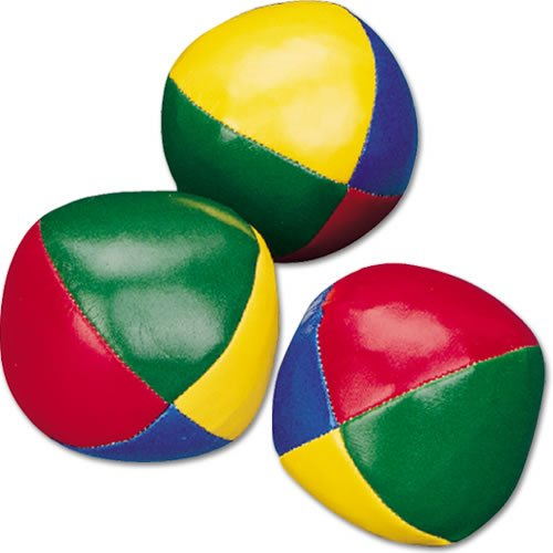 US Games Juggling Bean Balls (3-Pack)