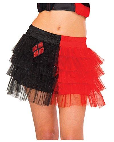 Rubie's Women's Skirt, Harley Quinn, One (Harley Quinn Skirt Costume)