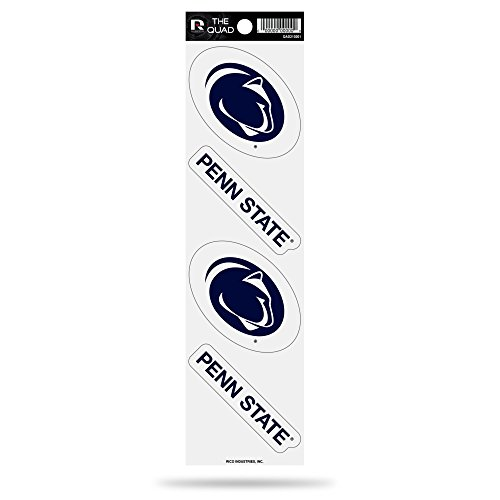 Rico NCAA Penn State Nittany Lions Quad Decal