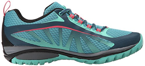 Siren Women's Merrell Blue Shoes Hiking Edge Blue BfnHqxwZ5