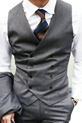 Sorrica Leisure Double Breasted Business Waistcoat