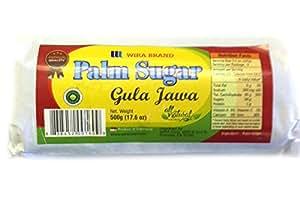 Palm Sugar (Gula Jawa / Gula Aren) - 17oz (Pack of 1)