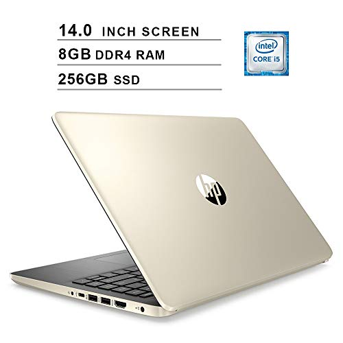 2020 HP Pavilion Newest 14 Inch Laptop, 10th Gen Intel 4-Core i5-1035G1 up to 3.6GHz, Intel UHD Graphics, 8GB DDR4 RAM…