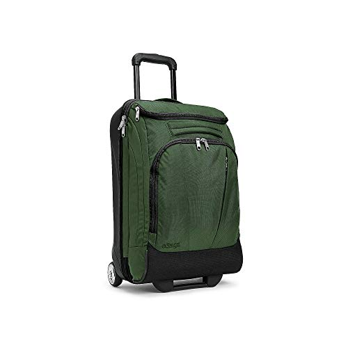 eBags Mother Lode 21 Inches Carry-On Rolling Duffel (Army Green)