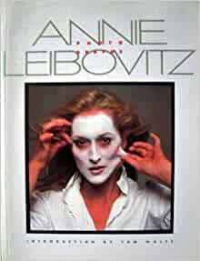 Annie leibovitz the early years book