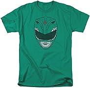 Power Rangers Masks Helmets T Shirt & Stic