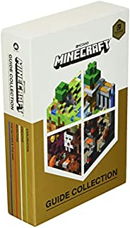 Minecraft: Guide Collection 4-Book Boxed Set: Exploration; Creative; Redstone; The Nether & the