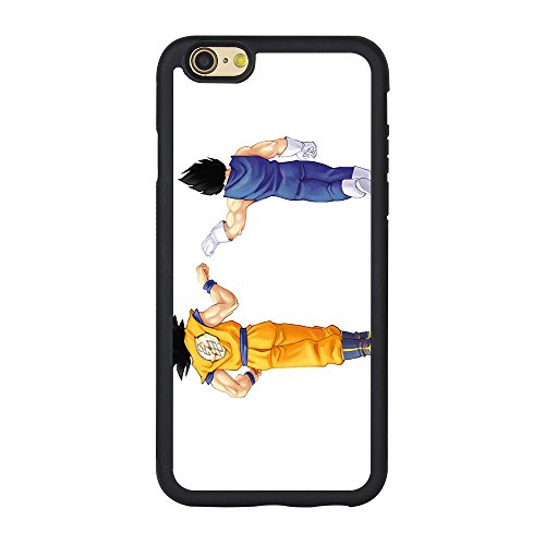 Dragon Ball Z Case for Iphone 6,dragon Ball Goku TPU Case for Iphone 6/6s 4.7 Inches