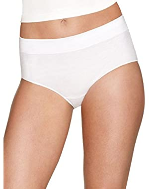 Hanes Women's Constant Comfort X-Temp Brief Panties 3-Pack