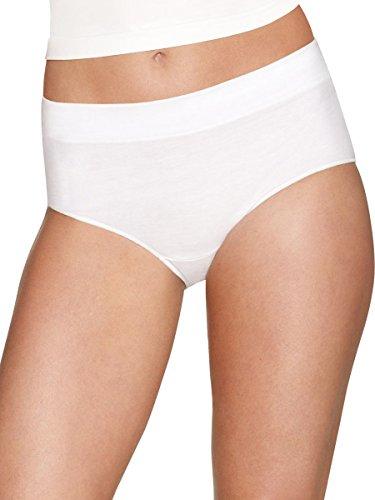 (Hanes Women's Constant Comfort X-Temp Brief Panties 3-Pack, Assorted, 7)
