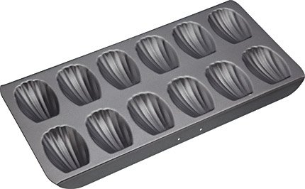 Master Class Non-Stick Twelve Hole Madeleine Pan KCMCHB66 by Master Class