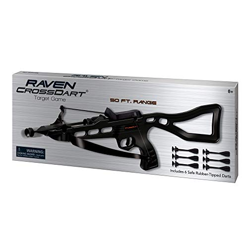 Westminster Raven Cross Dart Rifle]()