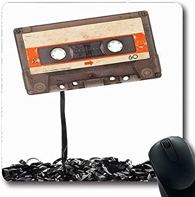 Luancrop Alfombrillas para computadoras Cassette Antiguo ...