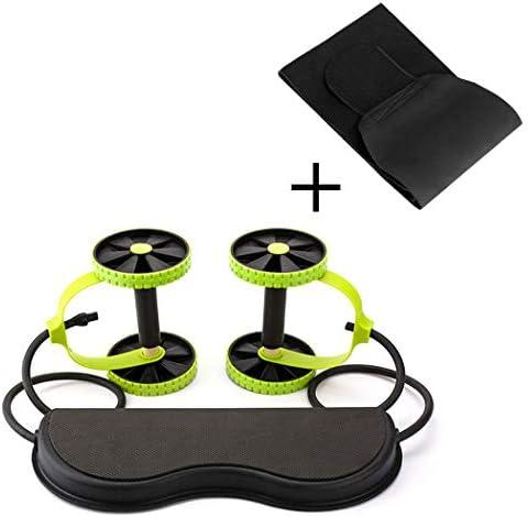 Aurora Originals Ab Roller Power Core Exercise Trainer Body Fitness Abdominal Sauna Belt
