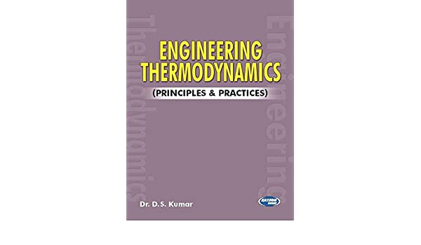 Engineering Thermodynamics By Ds Kumar Pdf