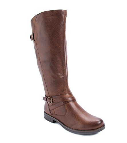 Baretraps Corrie Women's Boots Knee High S Synthetic Round Toe Us Brush Brown Size 8.5 M (BT23729)